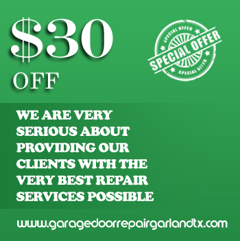 Garage Door Repair Garland TX Coupon